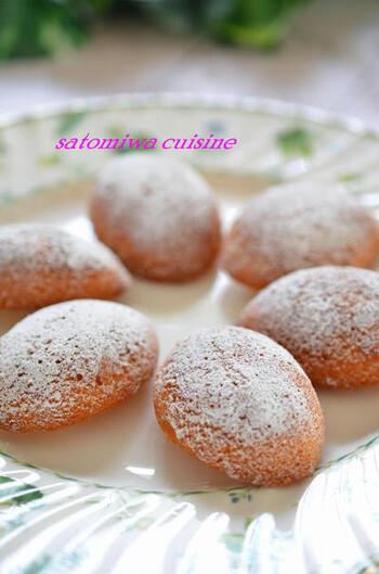 小麦粉アレルギーの方も食べられる、米粉を使ったレモンケーキのレシピ。ふわふわのやさしい食感を楽しめます。