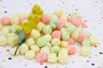 懐かしい和菓子たちがここに。手土産にもおすすめの「干菓子」カタログ