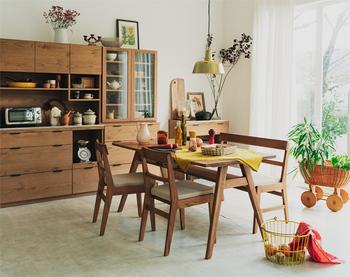 引越し前に見直したい。〈テイスト別〉残す家具と新しく買い揃えたい家具