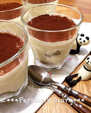 みんなが大好きなティラミス。ティラミスに使うスポンジケーキをお麩で代用した感動レシピです。