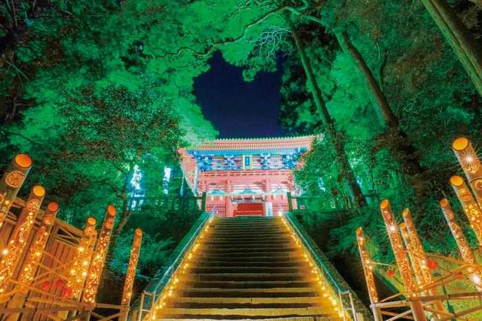 写真提供:久能山東照宮