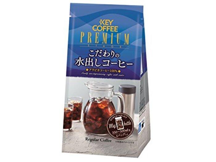 キーコーヒー PREMIUM STAGE (プレミアムステージ) こだわりの水出しコーヒー