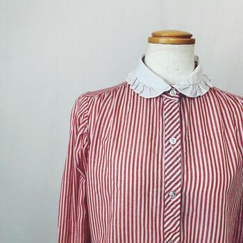 「Sora」はアメリカ古着をメインにした「遊びごころのあるオトナ古着」がコンセプトのお店です。英国アパレルブランドで長く働いたオーナーが古着の魅力に目覚め、古着の楽しさを多くの人に知ってほしいとオープンしたそう。