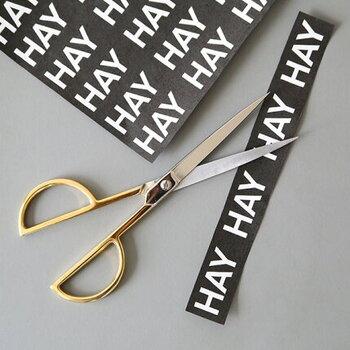 ユニークな雑貨を世に送り出すデンマークのブランド「HAY(ヘイ)」。Phi Scissorは華奢でエレガントな雰囲気のハサミ。