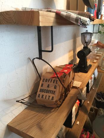 挽きたての香りを楽しみたいコーヒー豆から、便利なコーヒーバッグ、リキッドタイプのアイスコーヒーまであり、オンラインショップで購入できます。その日の気分で好きな飲み方を楽しみたい♪