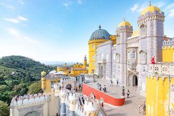 息を飲む美しさ!優雅で幻想的な〈ヨーロッパの古城・宮殿〉