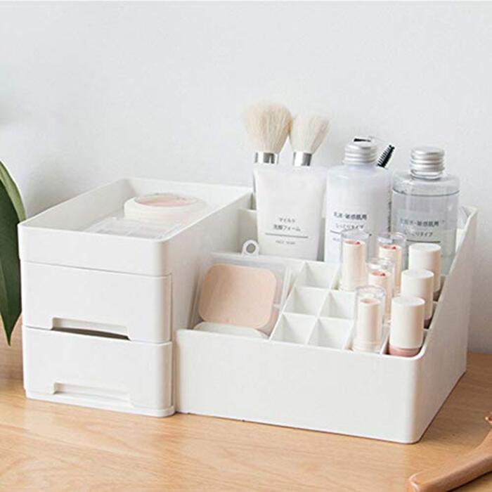 SOEVAKIA 化粧品収納ボックス