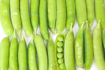 旬のグリーン色を主役に!「えんどう豆」基本のゆで方&和洋アレンジレシピ