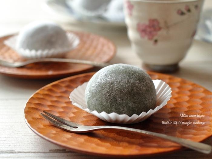 生 クリーム お 菓子 レシピ