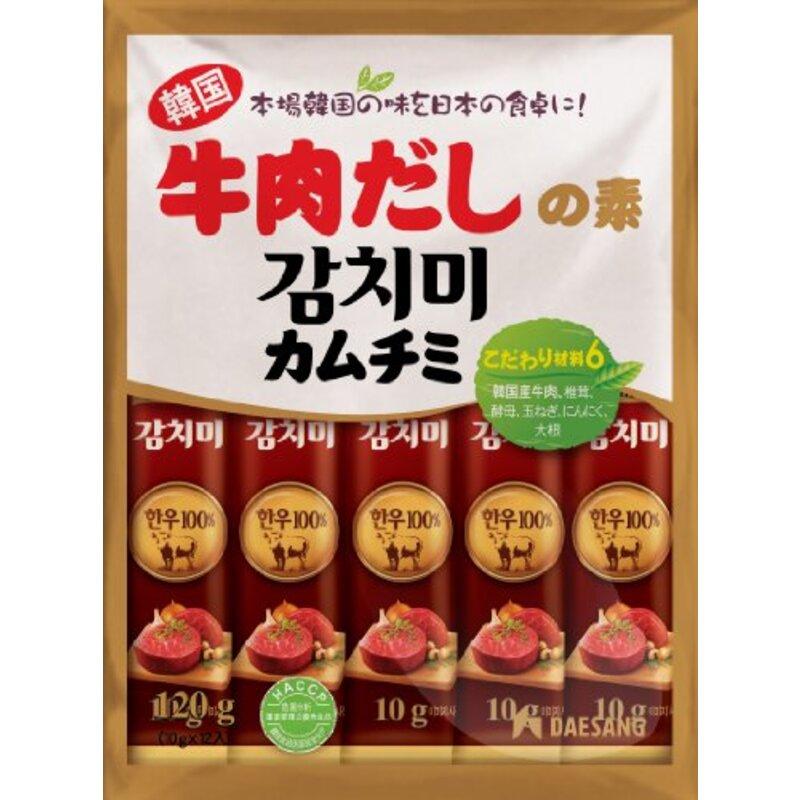 大象 牛肉だしの素 カムチミ (10g×12P)×3袋