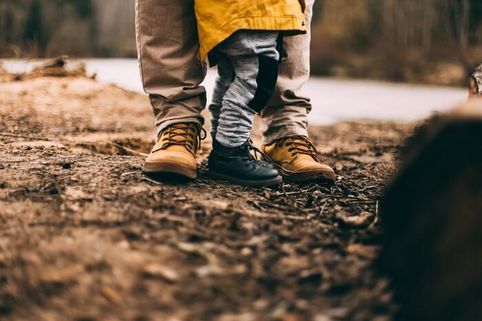 お子さんの足って、すぐに大きくなりますよね。サイズアップした上履きも入れられるように、大きめに作るのがおすすめです。長く愛用できますよ。