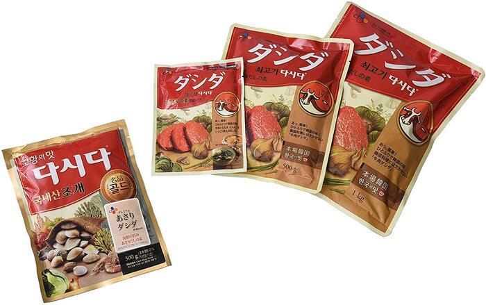 シージェイジャパン 牛ダシダ 100g