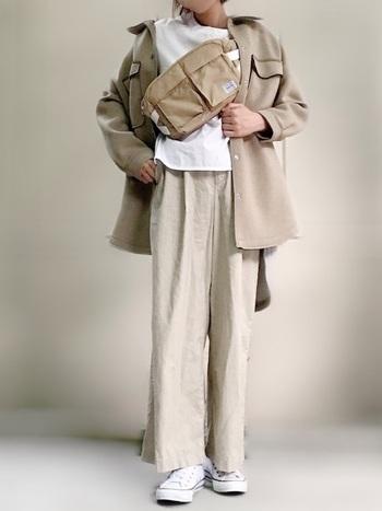 お洒落さんは穿いている♪【リネンワイドパンツ】おすすめブランド
