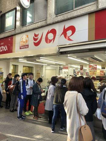 シロヤベーカリーは小倉店が本店かと思われがちですが、八幡に本店があります。どちらも北九州市内。北九州のソウルおやつ屋さんと言っても過言ではなさそうです。
