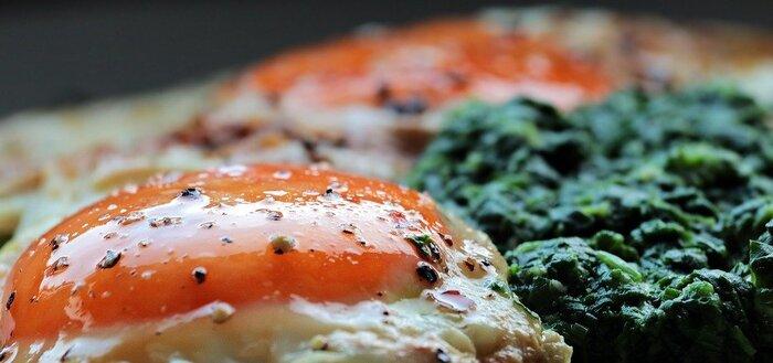 ほうれん草と卵、栄養満点の組み合わせ。美味しく食べるレシピ集
