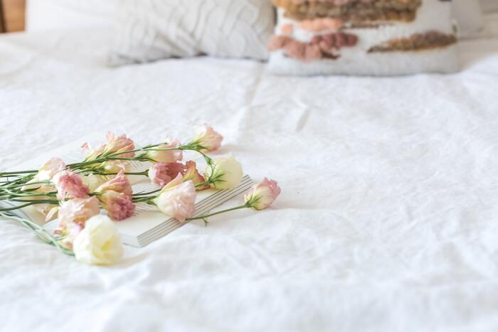 お花屋さんに行く前に覚えたい。自宅用の花の選び方・組み合わせ