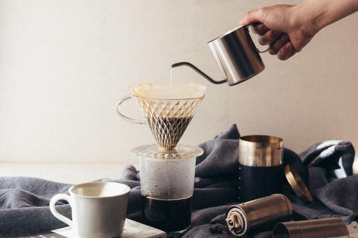 新生活にはじめたい。コーヒーのある暮らし