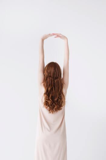 体幹を鍛えることで、美しいボディラインと腰回りの筋力もアップ!そして、腰回りの筋力アップはぽっこりお腹の解消につながります。