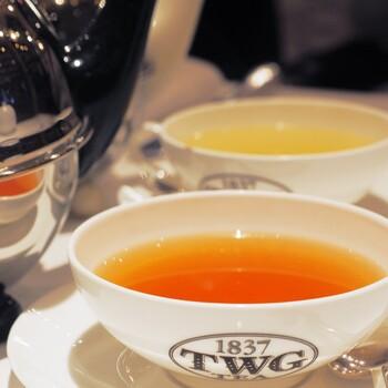 世界各地から揃えたお茶はなんと800種類以上!さらに、紅茶に合うスイーツやパンなど全てのメニューに茶葉が使用されているとのことです。紅茶好きにはたまらないお店ですね♪