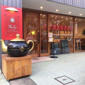 紅茶大国スリランカで最大級のティー・ブランド「ムレスナ社」。そんな最高級のブランドの紅茶を頂けるのが、こちらの「The tee Tokyo supported by MLESNA TEA」です。