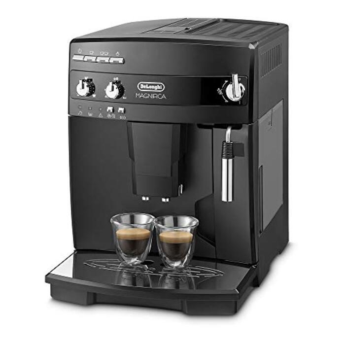 【エントリーモデル】デロンギ マグニフィカ 全自動 コーヒーメーカー ブラック