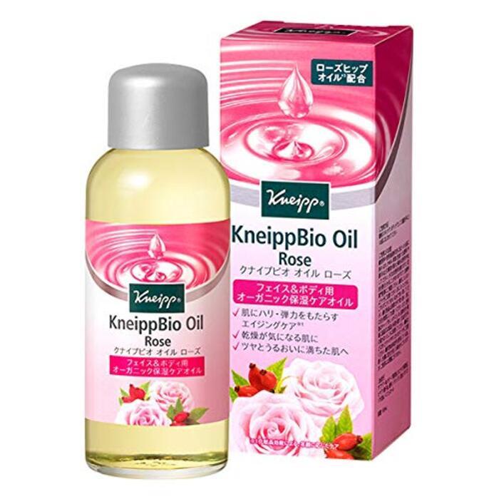 クナイプ(Kneipp) クナイプ ビオオイル ローズ 100ml 美容液