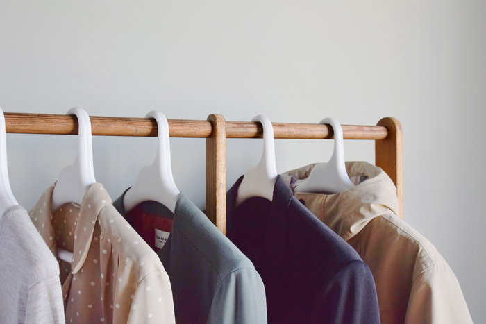 お気に入りを、大事にできる人になろう。お洋服を長持ちさせる、かんたん収納術