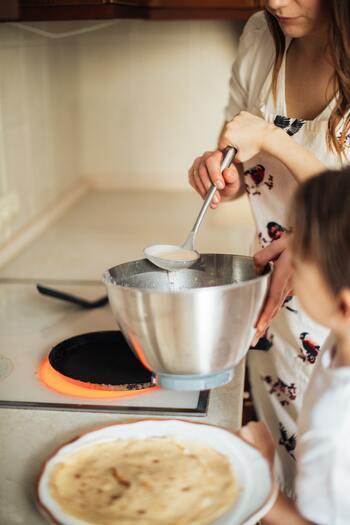 包丁や火を使わないレシピは時短に繋がるだけでなく、お子さんと一緒に調理を楽しむのにもぴったり。次の休日は、親子で料理にチャレンジしてみませんか?