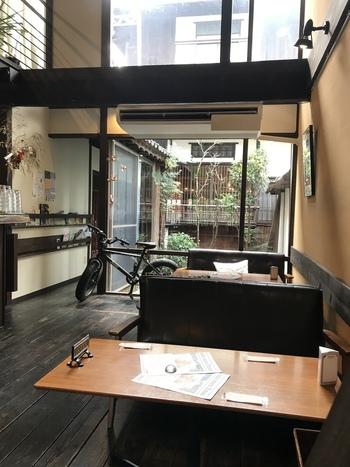 古都ならではの落ち着いた雰囲気【奈良市内】のリノベーションカフェ
