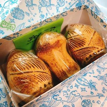 関西からは、京都の老舗和菓子店 京華堂 利保(きょうかどう としやす)からお汁粉「竹の露」です。竹の子と松茸の形を模していて、何とも可愛らしい商品です♪