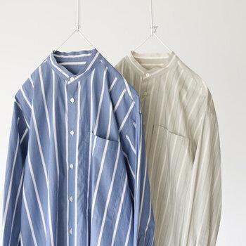 3つの着こなしを楽しむ。「シャツワンピース」の春夏コーデお手本帖
