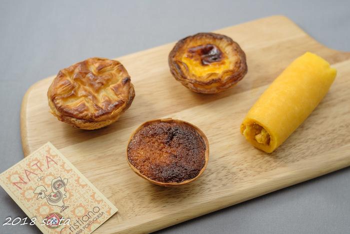 卵たっぷり濃厚な甘さで至福の時を。「ポルトガルスイーツ」をおうちで作ろう