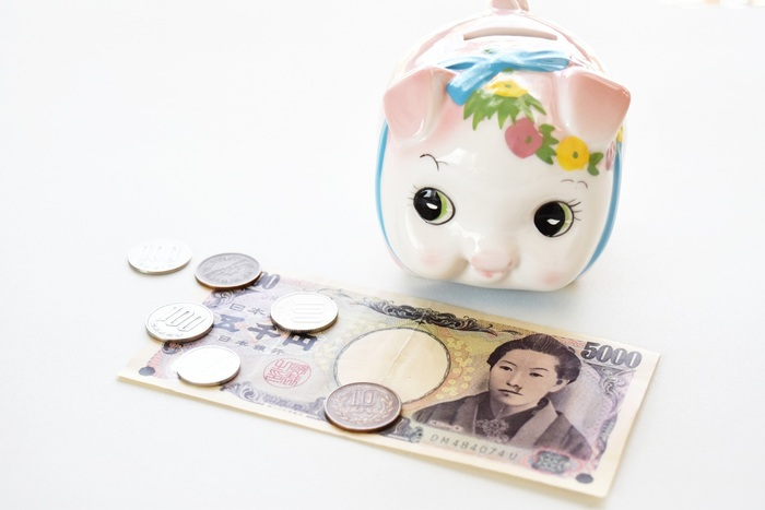 贈り物におすすめ。インテリアにもなる素敵な「貯金箱」