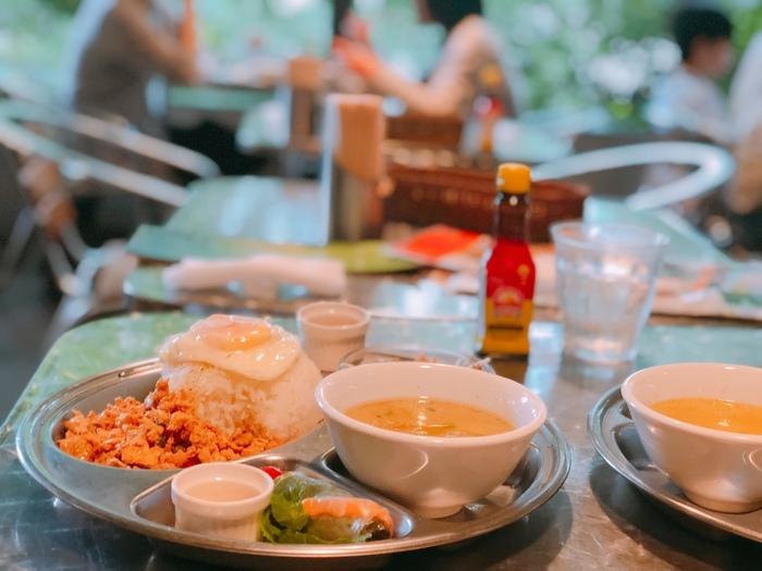 pepacafe FORESTはタイ料理が中心で店内の雰囲気も良く、料理も美味しいと評判のカフェです。店内とテラス席どちらもペットOK。散歩の帰りにふらっと立ち寄ることもできます。