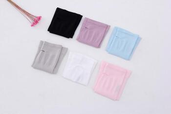 カラーは7色から選べます。黒やグレーなどベーシックなものから、ピンクやブルーなど可愛いものまで揃っていますよ。指があるタイプとないタイプがあるので、好みに合わせてお選びください!