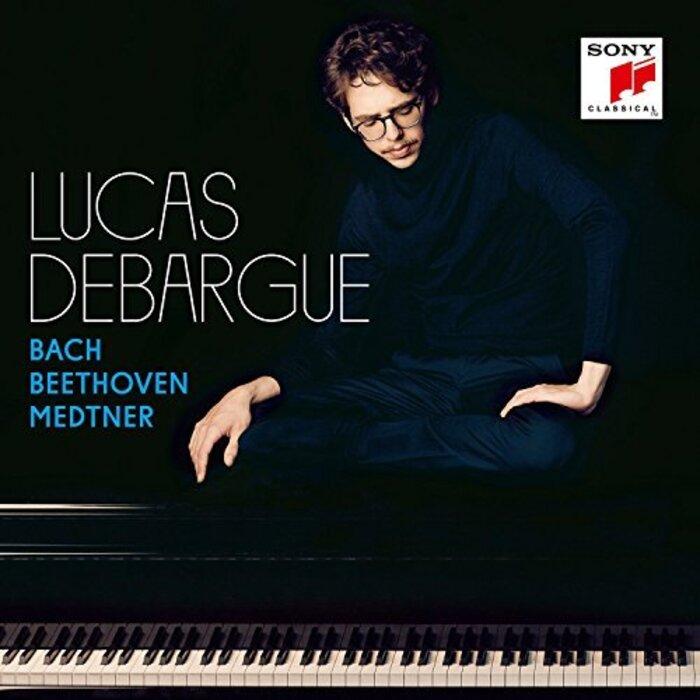 Bach, Beethoven, Medtner by Lucas Debargue