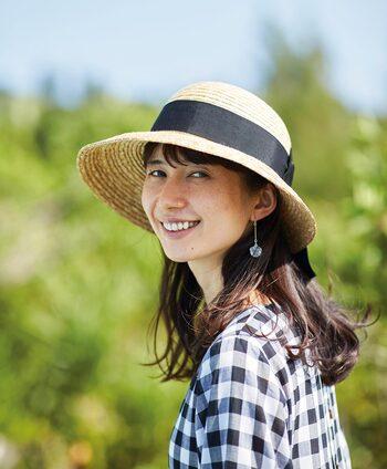 """初夏は""""お気に入りハット""""とともに。みんなの素敵な「帽子コレクション」♪"""