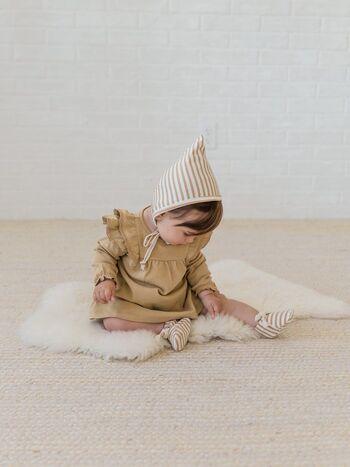 その子の魅力を引き出してくれて、みんなが笑顔になるような、素敵なベビー服に出合えるといいですね。ママの笑顔は赤ちゃんにも必ず伝わるものですよ♪
