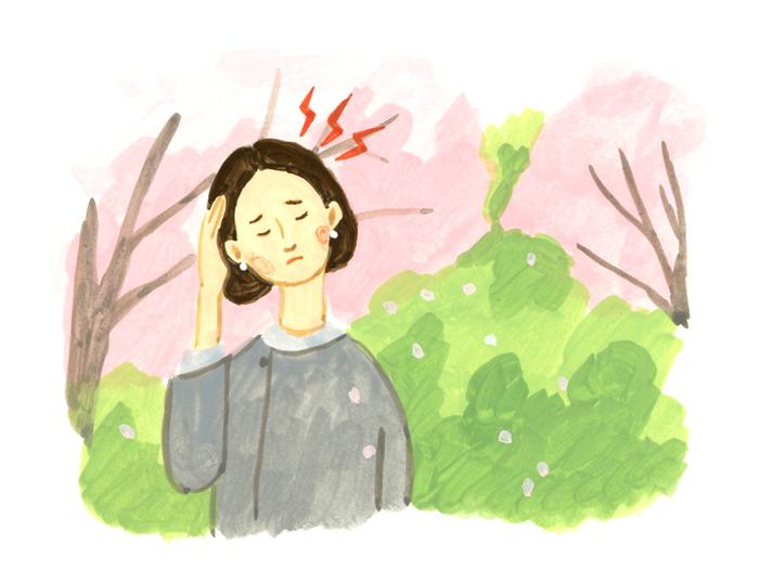 3つの整えメソッド 4月の不調「頭痛」