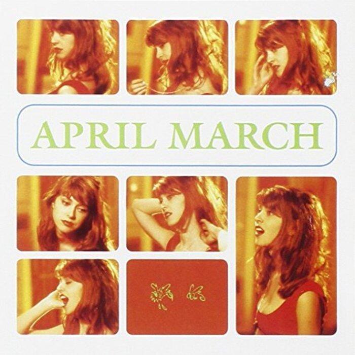 Paris in April by April March (1996-10-22)