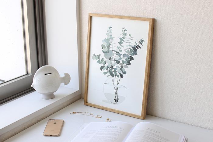 植物モチーフで癒しを演出*「葉っぱ&木」のおしゃれインテリア雑貨