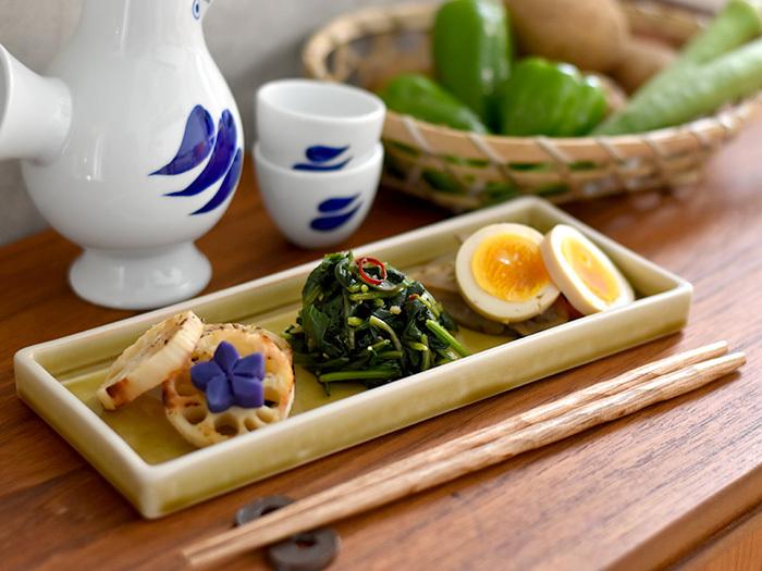 おうちで和食屋さん気分♪おすすめの「うつわ&食卓小物」