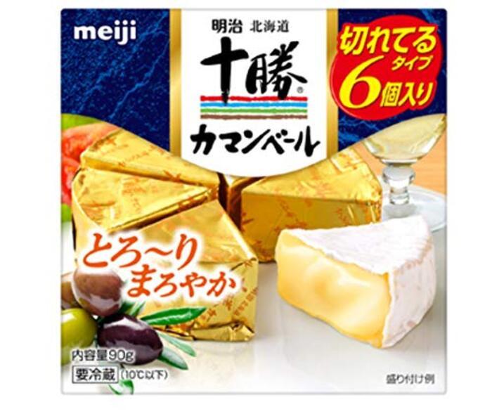 北海道十勝カマンベール切れてるタイプ(90g)9箱【クール便】