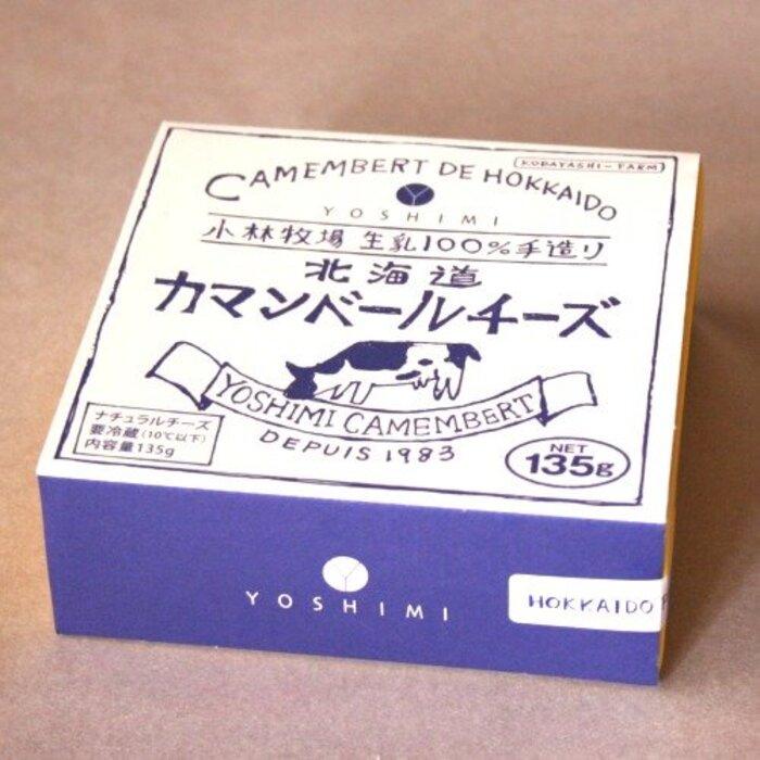 北海道 YOSHIMIカマンベールチーズ