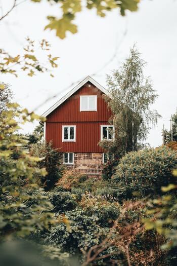 北欧スウェーデンの暮らしに学ぶ*居心地のいいインテリアの作り方