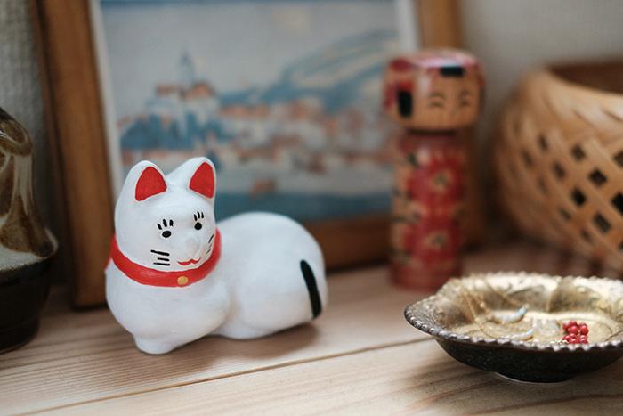 置くだけで心ほっこり。愛おしい日本の郷土玩具をお部屋に飾ろう♪