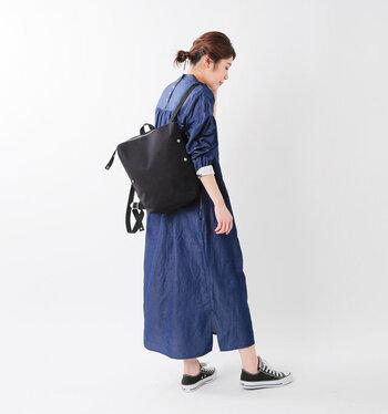 「お出かけできるようになったら、このバッグを持って遠出しよう」という気持ちをこめて、お母さんに贈ってみませんか。シンプルなデザインのバッグパックは、旅行やお出かけが好きなお母さんに喜ばれそう。