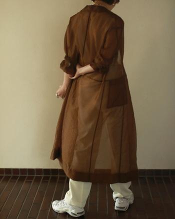 自分らしくポジティブに◎マタニティウェアを着ない、マタニティコーデ帖