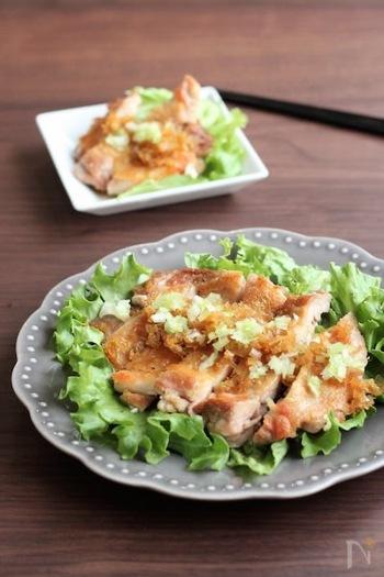 油で揚げないので、脂質を気にされている方におすすめの油淋鶏。鶏肉には、たんぱく質が豊富に含まれています。筋肉を増やしたいアスリートの方もよく食べている印象です。また、鶏肉には「ビタミンA」が豊富にふくまれており、皮膚や粘膜の保護などの働きをします。特に胸肉は、他の部位よりもたんぱく質やビタミンAが多く含まれています。低価格でヘルシーで栄養価も高い鶏胸肉。もも肉の代わりに使ってみるのもおすすめです。