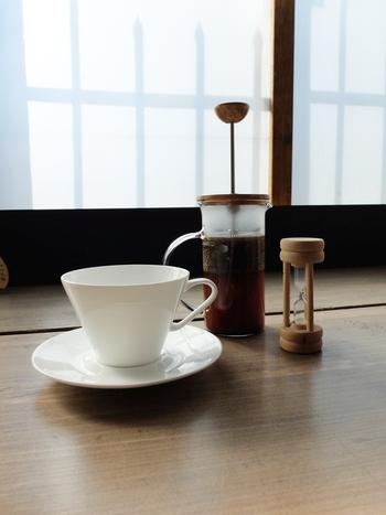 札幌市・東札幌にあるリトルフォートコーヒー。店名の「リトルフォート」は「小さな砦」という意味。名前の通り大きなお店ではありませんが、静かでほっと落ち着ける空間が迎えてくれます。 写真:筆者撮影・無断使用不可